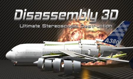 DISASSEMBLY 3D Free Download PC windows game