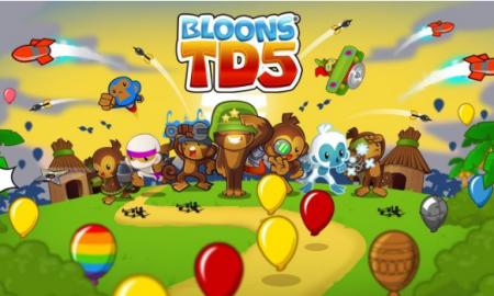 Bloons TD 5 iOS/APK Full Version Free Download