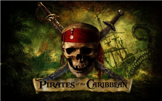 Pirates of the Caribbean Free game for windows