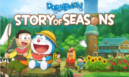 Doraemon Story Of Seasons Free Download For PC