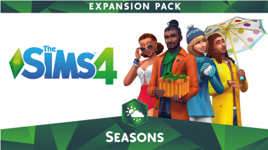 The Sims 4: Seasons Free Download PC Windows Game