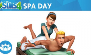 The Sims 4: Spa Day iOS Latest Version Free Download