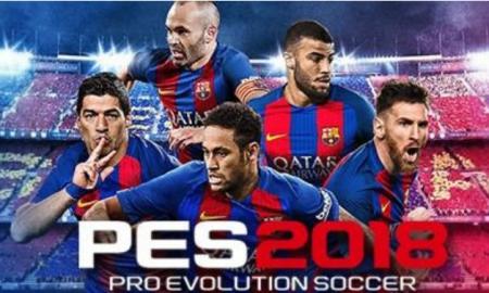 Pro Evolution Soccer 2018 Free Game For Windows