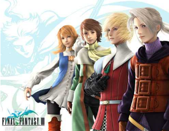 FINAL FANTASY III PC Game Download For Free