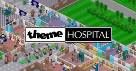 Theme Hospital Free Full PC Game For Download