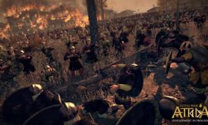 Total War Attila Free Download PC Windows Game
