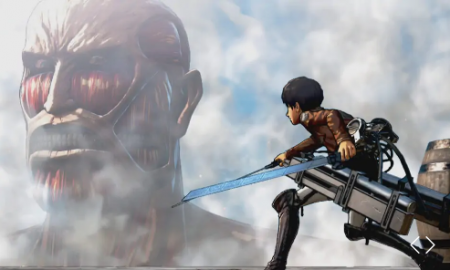 Attack On Titan Free Full PC Game For Download