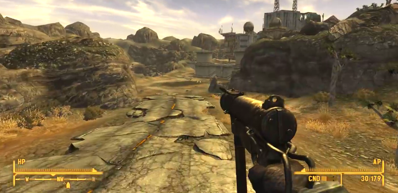 Fallout: New Vegas PC Game Download For Free