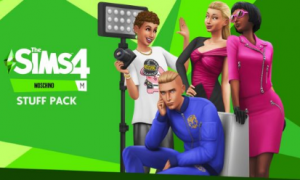 The Sims 4: Moschino Stuff Pack Free Download For PC