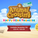 Animal Crossing Happy Home Paradise DLC Date