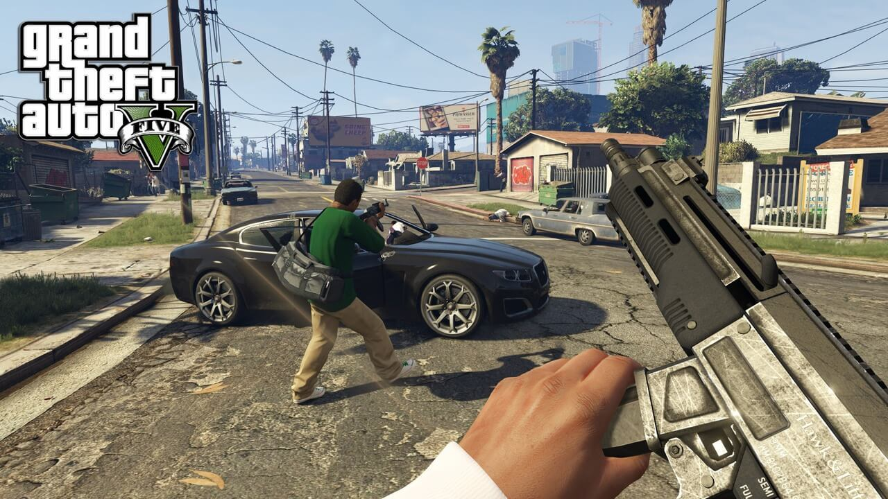 GTA 5 Android/iOS Mobile Version Full Free Download