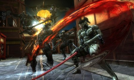 Metal Gear Rising Revengeance PC Download Game For Free
