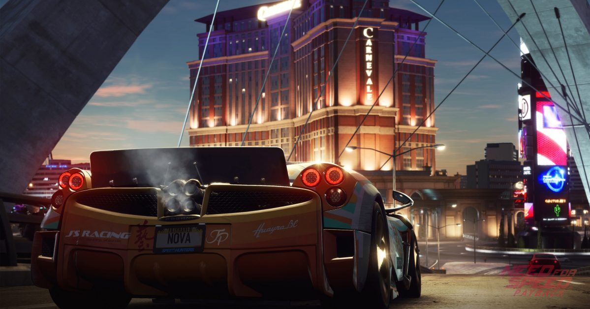 Need For Speed Payback Full Version Mobile Game