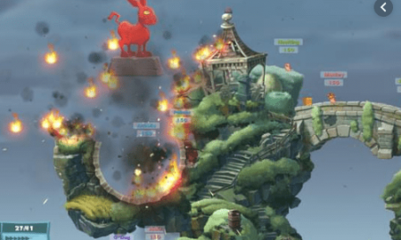 Worms W.M.D APK Mobile Full Version Free Download